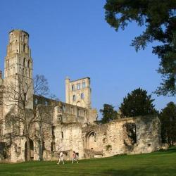 Abbaye jumieges