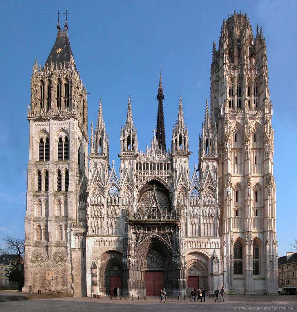 Cathedrale de rouen